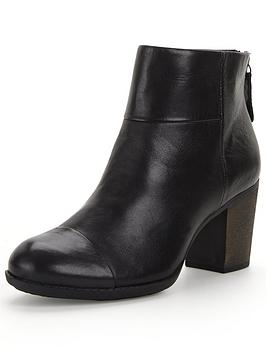 clarks-enfield-tess-black-ankle-boot