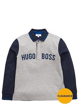 boss-boys-long-sleeve-logo-jersey-polo