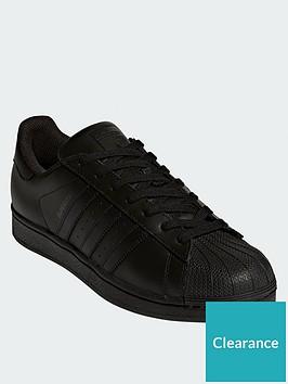 adidas-originals-superstar-foundation-trainers-black