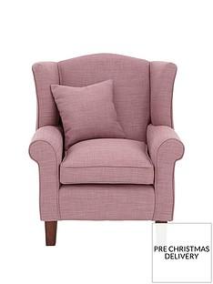 denton-linen-look-fabric-wing-chair