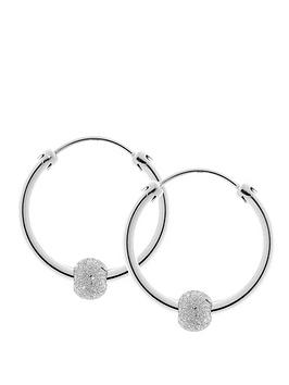 love-gold-9-carat-gold-glitterball-capped-hoop-18-mm-earrings
