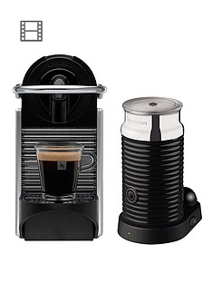 nespresso-pixie-coffee-machine-by-magimixnbspwith-aeroccino-3-milk-frother-aluminium