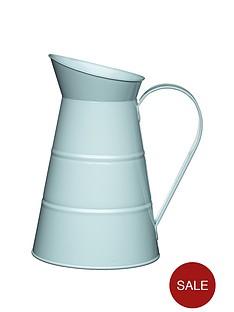 living-nostalgia-vintage-23-litre-water-jug-blue