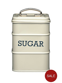 kitchencraft-living-nostalgia-antique-cream-sugar-tin