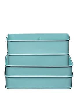 kitchencraft-living-nostalgia-vintage-blue-sink-tidy