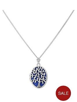 keepsafe-sterling-silver-blue-inset-tree-of-life-design-oval-locket