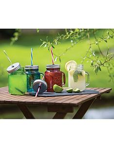 kitchen-craft-homemade-set-of-6-glass-mason-jars-assorted-colours