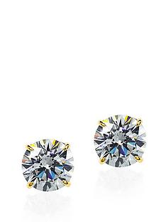carat-london-9-carat-yellow-gold-05-carat-equivalent-eternal-4-prong-solitaire-earrings