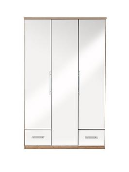 cologne-mirror-3-door-2-drawer-wardrobe