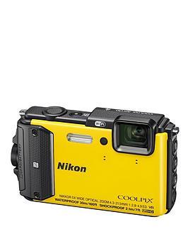 nikon-nikon-coolpix-aw130-digital-camera-yellow