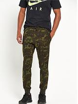 Tech Fleece CamoMensTrack Pants