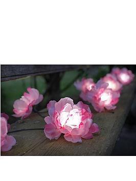 smart-solar-pretty-rose-led-string-lights-pink