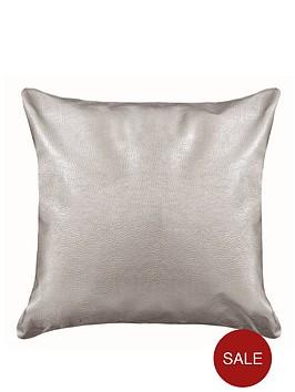 metallic-faux-leather-cushion-43-x-43-cm