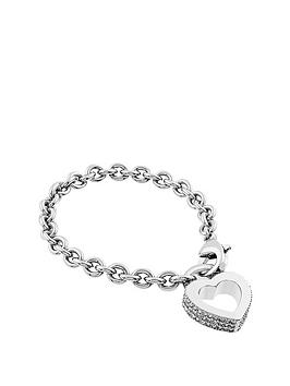 lola-and-grace-rhodium-plated-crystal-heart-rim-chain-bracelet-made-with-swarovski-elements