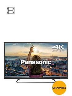panasonic-viera-tx-40cx680b-40-inch-4k-ultra-hd-freeview-hd-with-freeview-play-smart-tv-built-in-wi-fi-black