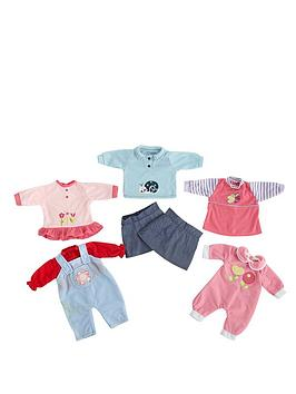 lissi-5-piece-doll-outfit-gift-set