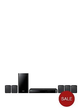 samsung-ht-j4500-51-channel-500-watt-3d-smart-blu-ray-home-cinema-system-satellite-black