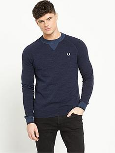 fred-perry-tipped-jumper