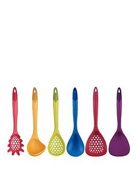 kitchen-craft-reo-soft-grip-nylon-cooking-tools-set-6-piece