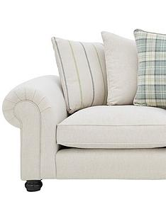 Orkney 3 Seater 2 Fabric Sofa Set And Save