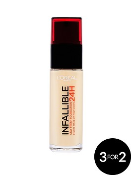 loreal-paris-paris-infallible-foundation