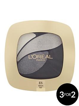 loreal-paris-paris-colour-riche-eyeshadow-quad-velours-noir-e5