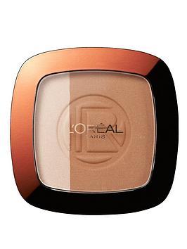 loreal-paris-paris-glam-bronze-powder-duo-blonde-101