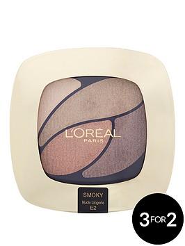 loreal-paris-colour-riche-eyeshadow-quad-nude-lingerie-e2