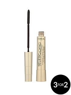 loreal-paris-telescopic-mascara-black