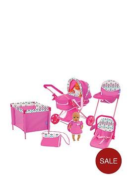 hauck-8-in-1-dolls-play-set-little-flower