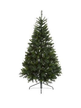 space-saving-half-christmas-tree-6ft