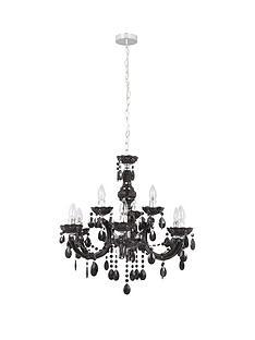 marie-terese-9-light-chandelier-black