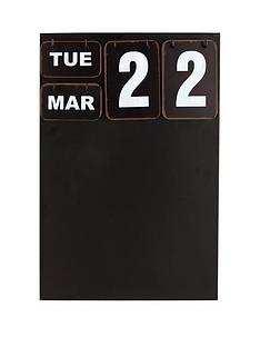 wall-hanging-calendar-and-chalkboard