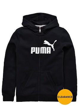 puma-yb-essentials-fz-hoody
