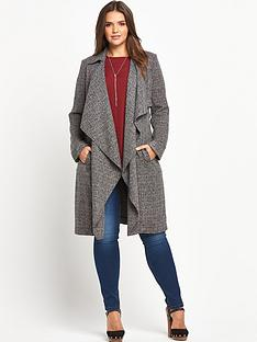 so-fabulous-draped-tweed-belted-duster-coat