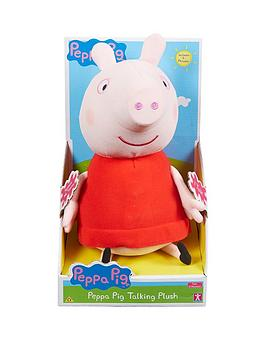 peppa-pig-12-inch-talking-plush