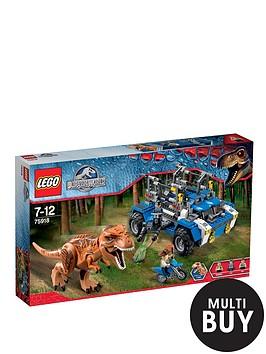 lego-jurassic-world-jurassic-world-t-rex-tracker-amp-free-lego-city-brickmaster