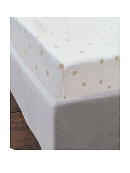 brushed-cotton-printed-spot-fitted-sheet