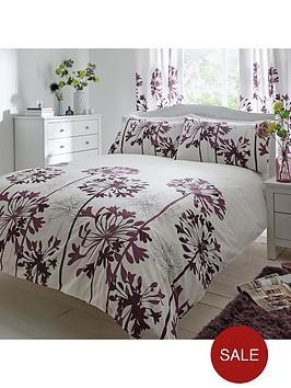 agapanthusnbspduvet-cover-and-pillowcase-set