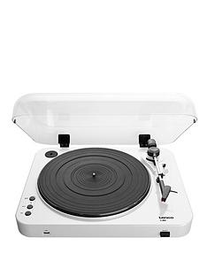 lenco-l-85-usb-direct-recording-turntable-white