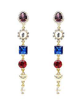 juicy-couture-estate-jewels-drop-linear-earrings
