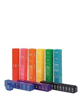 learning-resources-fraction-tower-cubes-equivalency-set