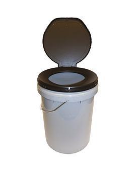 Streetwize Accessories Portable Bucket Toilet | littlewoodsireland.ie