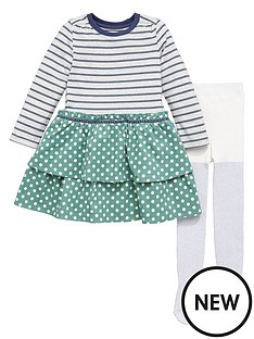ladybird-girls-stripe-and-spot-dress-with-tights-set-2-piece_-12-months-7-years