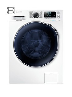 samsung-samsung-wd90j6410aweu-9kg-wash6kg-dry-1400-spin-washer-dryer-with-ecobubbletrade-technologynbsp--white
