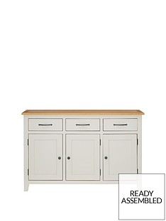 luxe-collection-luxe-collection-chelsea-painted-ready-assembled-large-sideboard-with-oak-top