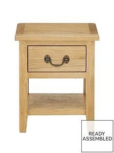 london-oak-lamp-table