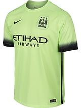 Nike Manchester City 15/16 Night Rising Third SS Shirt