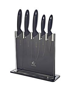 viners-silhouette-5-piece-knife-block-set