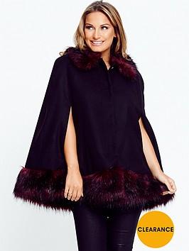 samantha-faiers-cape-with-faux-fur-trim